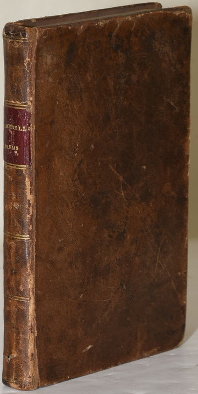 London | New York: Printed by W. Durell, 1800. Full Leather. Very Good binding. Two volumes bound in...