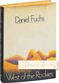 image of West of the Rockies (First Edition, inscribed by the author)