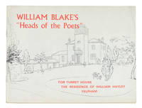 """William Blake's """"Heads of the Poets"""" for Turret House the residence of William Hayley Felpham."""