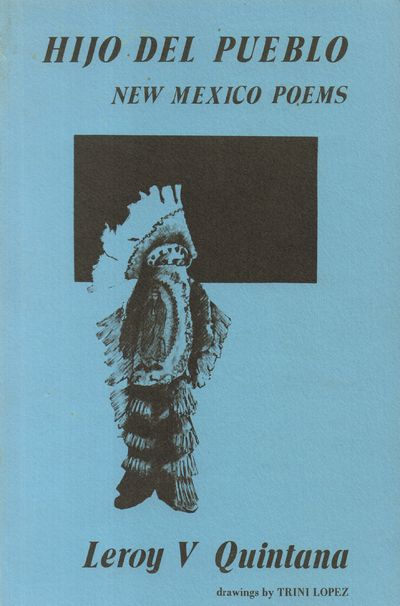 Las Cruces, New Mexico, U. S. A.: Puerto Del Sol Press. Very Good. 1976. First Edition; First Printi...