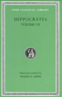 image of Hippocrates: Epidemics 2, 4-7 (Loeb Classical Library No. 477)