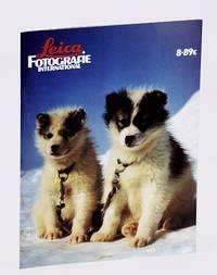 Leica Fotografie International Magazine, 8 / 1989 -  The Canadian Inuit / Heermann Leroy Emmet