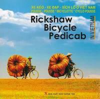 Rickshaw Bicycle Pedicab in Vietnam
