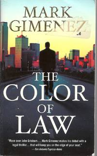 The Color of Law:  [Mass Market Paperback]