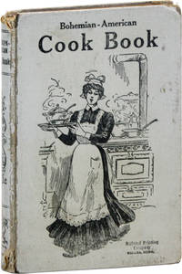 Bohemian-American Cook Book: Tested and Practical Recipes for American and Bohemian Dishes by  trans  Mary [Marie]; Rose Rosicky - First Edition - 1915 - from Lorne Bair Rare Books and Biblio.com