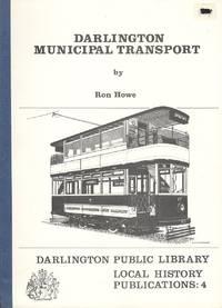 Darlington Municipal Transport No. 4 Local History Publications