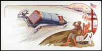 Grand Prix d'Amerique, Goux le gagnant sur Peugeot à Indianapolis (Indianapolis 500), 1911