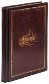View Image 1 of 5 for Garfield, James. Autograph album with rare signatures from sitting President James Garfield, his cab... Inventory #5983291