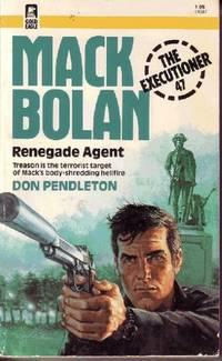 Mack Bolan: Renegade Agent