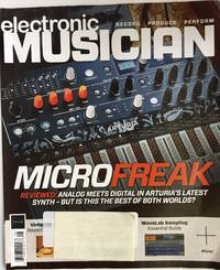 Electronic Musician Magazine August 2019 | Microfreak