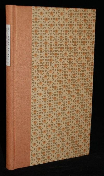 Wakefield, UK: The Fleece Press, 1991. Fine binding. Letters sent by Joan Hassall to her mentor Sydn...