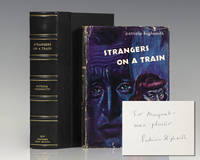 Strangers on a Train. by  Patricia Highsmith - Signed First Edition - 1950 - from Raptis Rare Books (SKU: 1519)