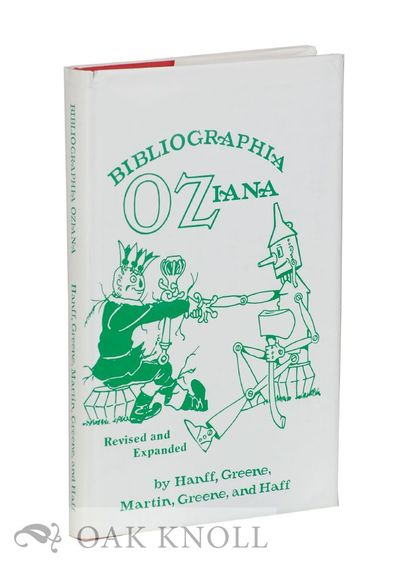 N.P.: International Wizard of Oz Club, 1988. cloth, dust jacket. Baum, L. Frank. 8vo. cloth, dust ja...