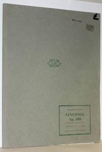 Sinfonia Nr. 100. ''Military,'' Herausgegen von H.C. Robbins Landon, Partitur