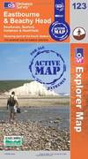 image of Eastbourne and Beachy Head (OS Explorer Map Active)