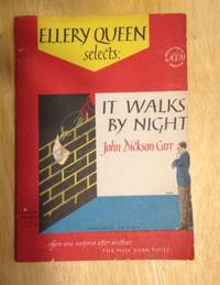 image of Ellery Queen Selects: It Walks By Night