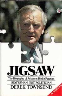 image of Jigsaw. The Biography of Johannes Bjelke-Petersen