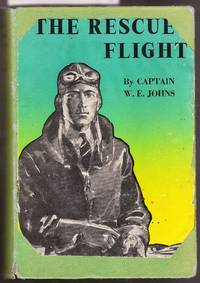 image of The Rescue Flight - A Biggles Story