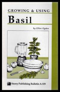 image of GROWING AND USING BASIL