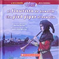 image of El Flautista De Hamelin/The Pied Piper of Hamelin