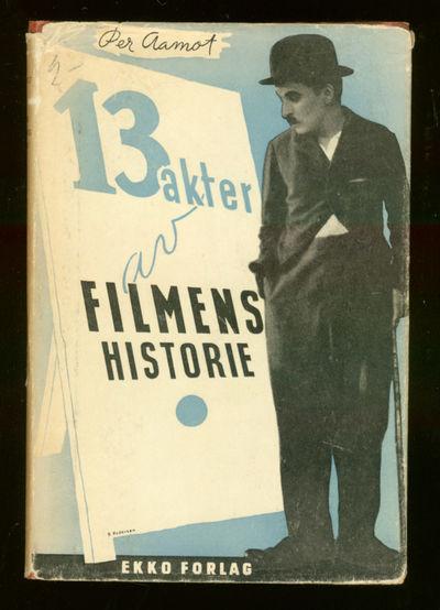 Oslo: Ekko Forlag, 1945. Hardcover. Near Fine/Very Good. First Norwegian edition, text in Norwegian....