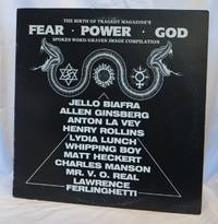 The Birth of Tragedy Magazine's Fear – Power – God Spoken Word/Graven Image Compilation - Vinyl LP