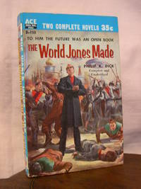 THE WORLD JONES MADE, bound with AGENT OF THE UNKOWN