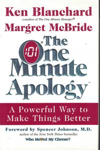 image of One Minute Apology A Powerful Way to Make Things Better
