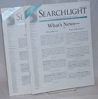 Searchlight: quarterly news from AIDS Research Alliance two issues
