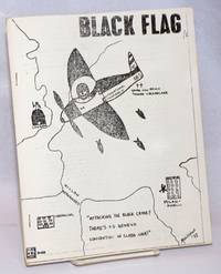 Black Flag: Bulletin of the Anarchist Black Cross. Vol. 2 no. 14 (October 1972)