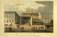 'China Street, with part of the European Factories, Canton'.  Engraving