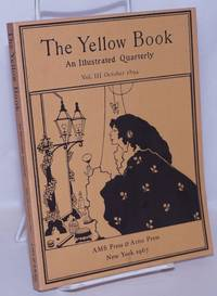 image of The Yellow Book: an illustrated quarterly; vol. 3, October 1894 [reprint edition]