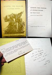 Kissing the Dancer & Other Poems (with) a Typed Postcard Signed By the Author