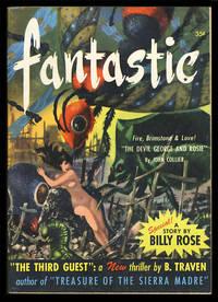 Fantastic March-April 1953