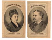 image of Portraits of Princess Louise and the Marquis of Lorne