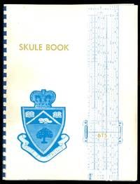 image of SKULEBOOK 6T5.  (SKULE BOOK)  YEARBOOK OF THE FACULTY OF APPLIED SCIENCE & ENGINEERING, UNIVERSITY OF TORONTO, 1965.