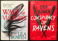 The Shadow: Book One [Wake of Vultures] & Book Two [Conspiracy  of Ravens]