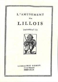 Curiosites N°11/2004 : L'amusement Du Lillois