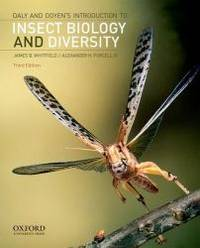 Daly and Doyen's Introduction to Insect Biology and Diversity by James B. Whitfield - Hardcover - 2012-09-03 - from Books Express and Biblio.com