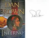 Inferno: A Novel   **SIGNED 1st Edition /1st Printing**