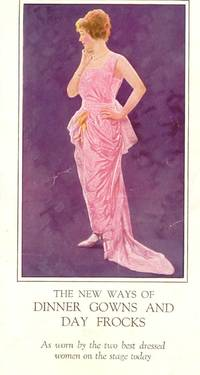 image of The New Ways of Dinner Gowns and Day Frocks