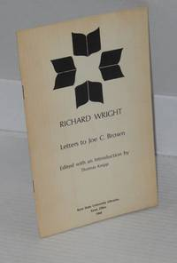 image of Letters to Joe C. Brown; edited with an introduction by Thomas Knipp