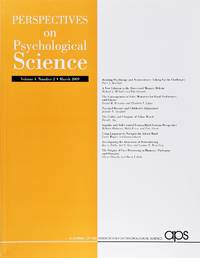 image of Perspectives On Psychological Science (Volume 4, Number 2, March 2009)