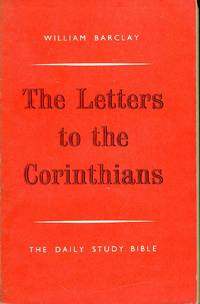 image of Daily Study Bible : The Epistle to the Corinthians