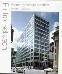 image of Pietro Belluschi : Modern American Architect