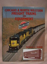 image of CHICAGO & NORTH WESTERN FREIGHT TRAINS AND EQUIPMENT