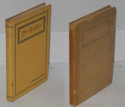 Buffalo: The Peter Paul Book Company, 1895. 132p., first edition, very minor discoloration of the sp...