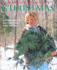 image of Martha Stewart's Christmas: Entertaining, Decorating and Giving