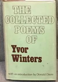 image of The Collected Poems of Yvor Winters