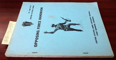 Fort Benning, Georgia: United States Army Infantry School, 1980. Softcover. Booklet; G/paperback; be...